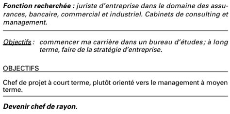 exemple cv accroche