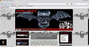 template avenged sevenfold download template blogger With blogger templates free download 2012