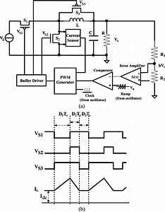 A  Block Diagram Of The Proposed Converter   B  Timing