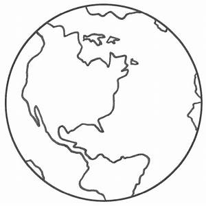 Coloring Pages Of Earth Images - Earth Day Cartoon ...