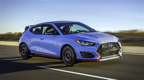 Hyundai Will Offer Warmed-Over N Sport Models Underneath N ...