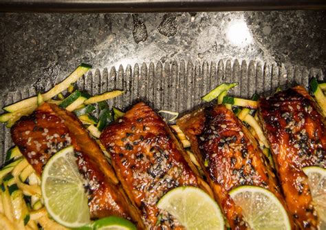 asian grilled salmon food networks top saved recipe