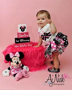 Personalized Four Piece Disney Minnie OR Mickey Mouse ...