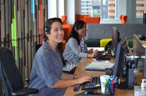 receptionist south lake uni northwest center office