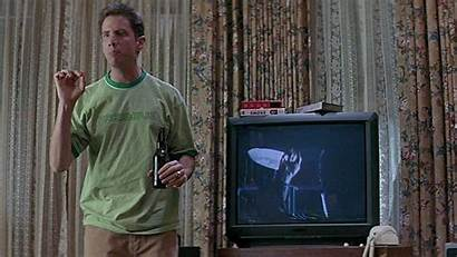 Scream Horror Rules Kennedy Jamie Movie Randy