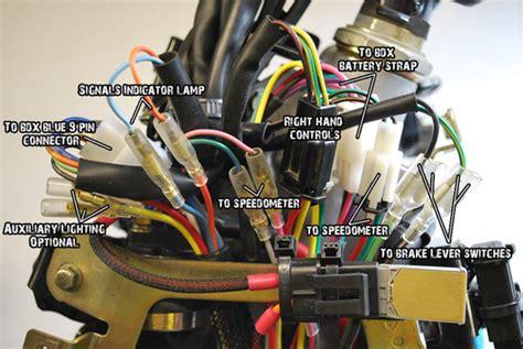 How Install The Bdx Honda Ruckus Swap Harness