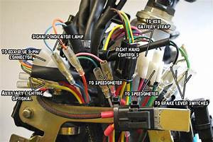 How To Install The Bdx Honda Ruckus Gy6 Swap Harness