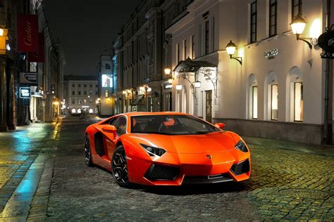 lamborghini aventador lp cars  hd wallpapers