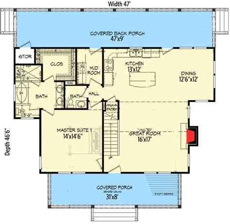 master suite house plans three bed country home plan with two master suites