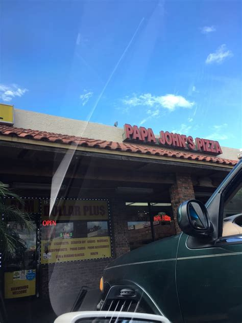 Papa Johns Miami Gardens by Papa S Pizza 12 Reviews Pizza 19625 Nw 57th Ave