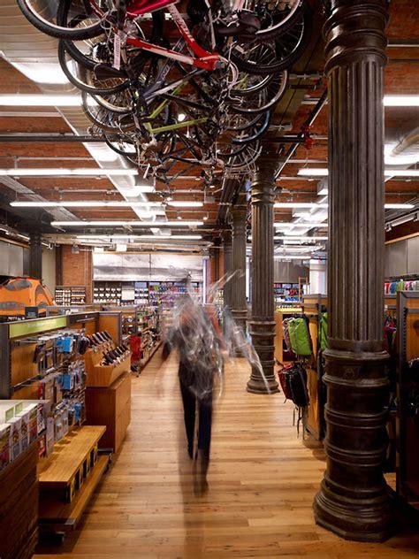 rei retail store  callison  york