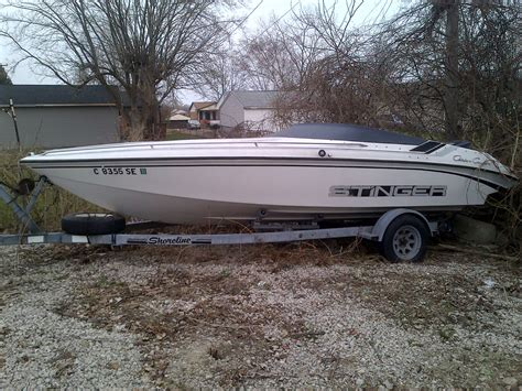Chris Craft Stinger Boats For Sale by Chris Craft Stinger 1987 For Sale For 100 Boats From