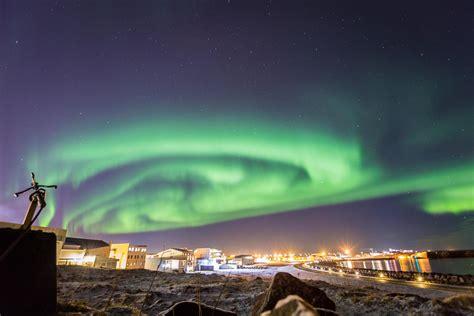thingvellir national park  northern lights euro