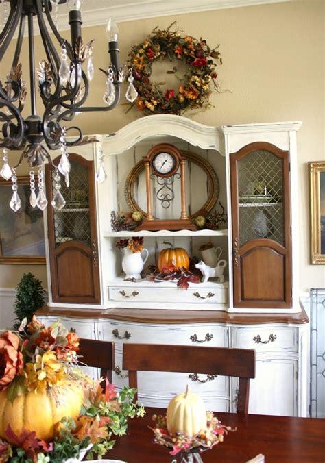 beautiful  cozy fall dining room decor ideas digsdigs