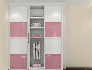 pinkwhite color bedroom cabinetbuilt in wardrobe With kitchen colors with white cabinets with helmet number stickers