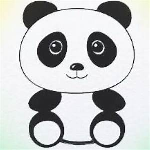 how to draw panda | Let It Snow! | Pinterest | Panda, Art ...