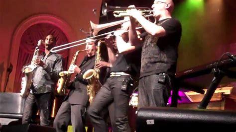 Brian Culbertson, Eric Marienthal And Eric Darius Live At