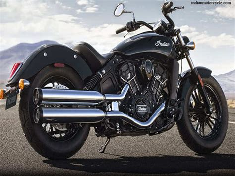 Polaris Unveils All New 'indian Scout Sixty' In