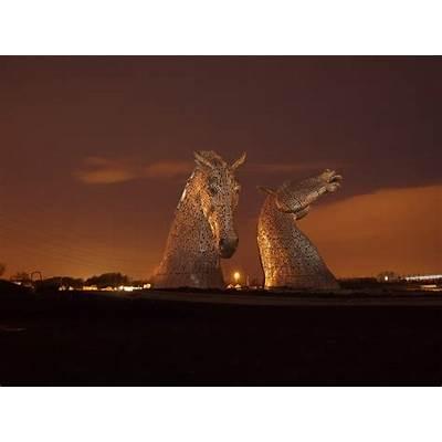 Travel: Scotland's Kelpies SculpturesCrash Course