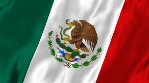 Mexico Flag Stock Footage Video - Shutterstock
