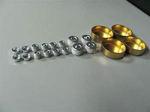 Mhs Ford 4 6l    5 4l 2v Sohc Brass Freeze Plug And Oil Gallery Plug Kit