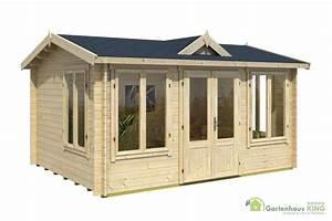 Blockbohlen 44 Mm : 44 mm gartenhaus windsor 44 320 x 420 lasita maja ger tehaus blockhaus holz ebay ~ Orissabook.com Haus und Dekorationen