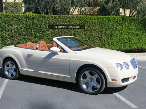 bentley gtc coupe 2008 bentley continental gtc convertible 2 door 6 0l