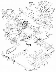 Nordictrack 306694 Parts List And Diagram