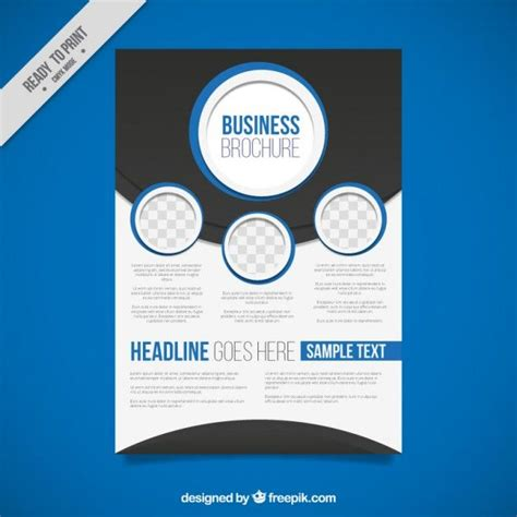 home  sale business flyer  green abstract
