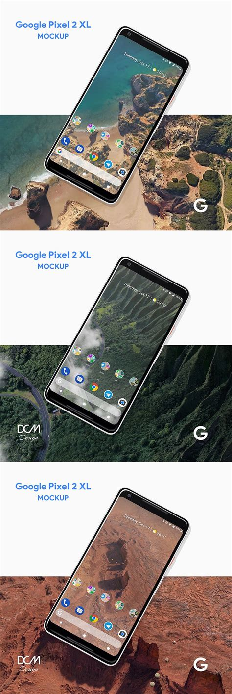 Google also reduce the bezels and introduced a more traditional 18:9 download free and premium psd mockups templates, photoshop web templates, psd graphics, ui kits and more. Free Google Pixel 2 XL PSD Screen Mockup ~ Creativetacos