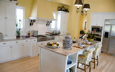 yellow country kitchen dos and don ts in the modern kitchen 1209