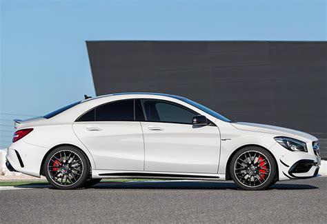 2016 Mercedes-amg Cla 45 (c117)