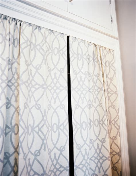 closet curtain photos design ideas remodel and decor