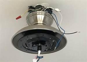 All Black Ceiling Fan With Light Ceiling Fan Pre Wiring How To Wire Ceiling Fan
