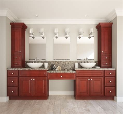 cayenne cognac ready to assemble bathroom vanities cabinets bathroom vanities vanities