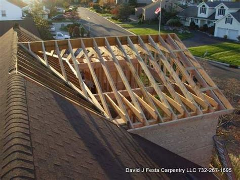Framing A Hip Roof Addition by Dormer Framing Existing Roof Images Dormer Ideas