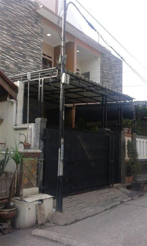 rumah dijual rumah  anti banjir  inkopol bintara