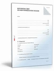Mietvertrag Kostenlos Pdf : mietvertrag kraftfahrzeug muster zum download ~ Frokenaadalensverden.com Haus und Dekorationen