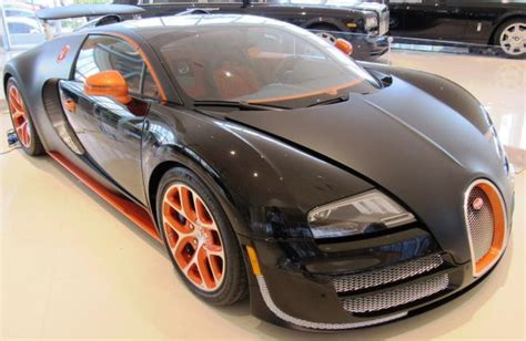 .5 Million Bugatti Veyron Vitesse For Sale