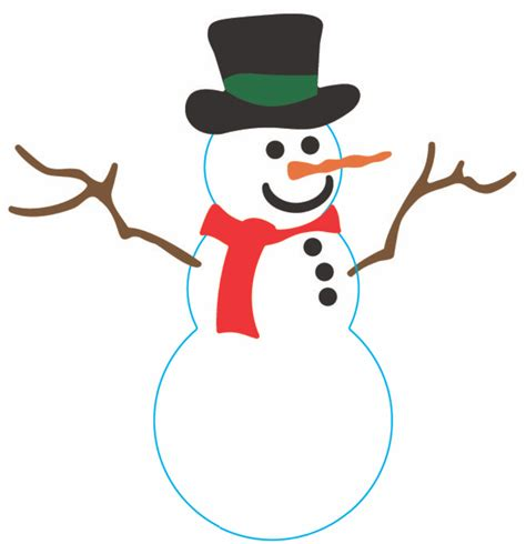 frosty the snowman clipart frosty the snowman c140 cheery designs clipart
