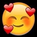 blushing love emoji - Image by Renee💕