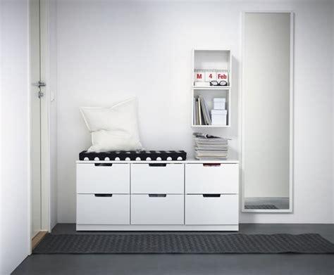Banc Rangement Entrée by Modele Dressing Chez Ikea