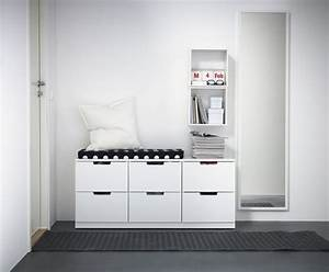 Banc Pour Dressing : modele dressing chez ikea ~ Teatrodelosmanantiales.com Idées de Décoration