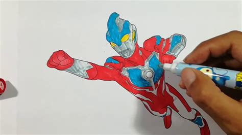 Ultraman Ginga Best Fight Coloring Pages Sailany Coloring