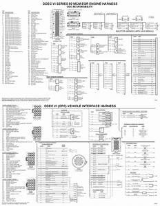 Ddec 4 Ecm Wiring Diagram Ddec V Injector Wiring Diagram Wiring Library  U2026