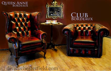 Poltrona Chesterfield Captain : Poltrona Chesterfield E Club Poltrona Chester Pelle