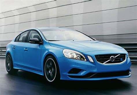 Future Volvo S60 by Volvo S60 Polestar Performance Concept Car Revealed