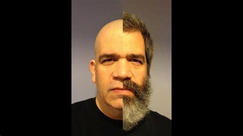 days  time lapse hair  beard growth youtube