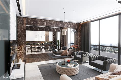 Luxury Design : Ultra Luxury Apartment Design