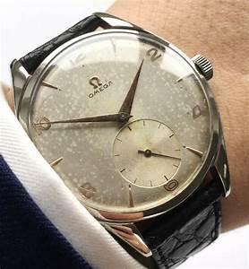 Was Ist Vintage : rare omega 38mm oversize jumbo steel vintage portfolio ~ Markanthonyermac.com Haus und Dekorationen